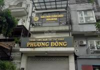 Cho thuê dài hạn nhà 5 tầng mặt đường 24m khu đô thị Văn Phú, Hà Đông vị trí vip tiện kinh doanh