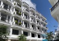 Nhà phố ngay mặt tiền đường QL1A, ngay Đại học Nguyễn Tất Thành, DT 50m2, LH 0389 774 804