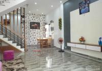 Nhà 3 tầng kiệt ô tô Trưng Nữ Vương, Hải Châu 50m2, tây bắc an ninh tốt, dân trí cao, full nội thất