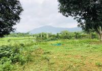 Bán đất nghỉ dưỡng view cánh đồng núi Ba Vì, diện tích 2041m2, 400m2 thổ cư. LH: 0941883191