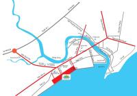 Kẹt tiền cần bán gấp lô đất dự án mặt tiền biển Vietpearl City Phan Thiết 1.750 tỷ, 0902292808