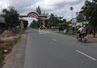 Bán đất mặt tiền Quốc Lộ 887, Phú Nhuận thành phố Bến Tre