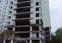 Bán tòa văn phòng 1921m2 x 11 tầng xây thô mặt phố Trần Thái Tông, Cầu Giấy, 570 tỷ