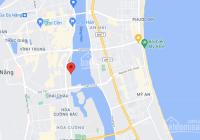 Cần chuyển nhượng đất 2 mặt tiền mặt sông Hàn, đường Bạch Đằng, Đà Nẵng, 1400m2, đất ở lâu dài