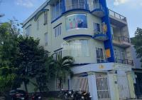 Cho thuê nhà góc 2 mặt tiền 1 trệt 3 lầu, 18 triệu/1th, đường Man Thiện, P. Tăng Nhơn Phú A, Q9
