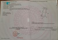 Chính chủ cần bán 75m2 đất thổ cư, mặt tiền 5m tại Mỹ Phú, Cao Lãnh, sổ đỏ chính chủ