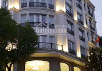 Cần Bán building lô góc mặt phố Trần Thái Tông, DT 205m2 x 40m x 8 tầng, giá 120 tỷ