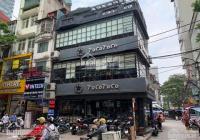 Cực hiếm bán nhà mặt phố Chùa Láng, mặt tiền 8.8m, 4 tầng thông sàn, S 50m2, lô góc vip 24.7 tỷ TL