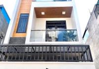 Nhà bán 2 lầu sân thượng 3 phòng ngủ - Đường 6m sổ hồng Q. Bình Tân (tặng nội thất)