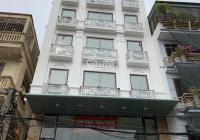Cho thuê tòa nhà MP khu Mễ Trì Hạ - Mỹ Đình, DT 120m2 * 7 tầng + hầm, thang máy, thông sàn giá 72tr