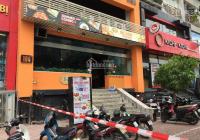 Cho thuê mặt bằng kinh doanh 100m2 mặt tiền 10m tại mặt phố Trần Thái Tông