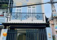 Bán nhà hẻm xe hơi, đường Số 10, P.Tân Quy, Quận 7. Nhà mới (4x10m) sổ hồng riêng, hoàn công đầy đủ