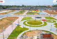 Nhà phố cao cấp mặt tiền đường Võ Nguyên Giáp, TP Trà Vinh, khu đô thị TNR Amaluna