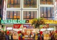 Cho thuê tòa 116 - 118 - 120 Nguyễn Trãi, Quận 1, 20x30m, 1 trệt 3 lầu, DTSD: 2500m2 giá 350 tr/th