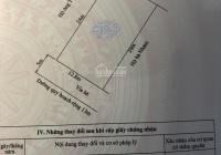 Bán đất biệt thự khu Phúc Lộc - 307m2 (12,8 x 24m) - vuông vắn - hướng ĐB - TN