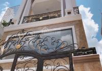 Nhà mới mặt tiền Nguyễn Thượng Hiền, phường 5, Bình Thạnh, 75m2, 5 tầng, 11.9 tỷ