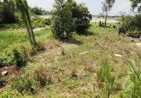 Bán đất mặt tiền QL 55, xã Láng Dài. LH 0931229395