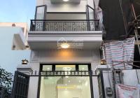 Nhà mới mặt tiền đường Số 4, An Lạc, Bình Tân. 4 X 14m (49,7 m2) trệt, 2 lầu, hướng Tây Nam