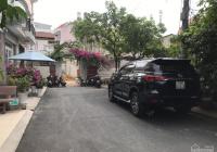 Bán nhà 3 lầu, hẻm xe hơi, Lê Văn Thọ 4x17m. Giá 6 tỷ, cho thuê 18 triệu/ tháng