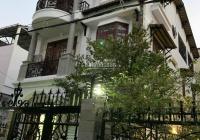 Bán biệt thự Quận Tân Bình, ngay gần chợ Tân Bình, đường Lê Minh Xuân