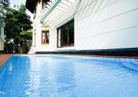 Biệt thự khu Compound bờ sông P. Bình An, 2 lầu, 4 phòng, 5WC, hồ bơi, 90 triệu, LH: 0933.745.397
