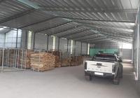 Cho thuê xưởng 1200m2 ở phường Vĩnh Tân, Tân Uyên, Bình Dương