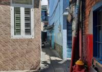 Bán gấp nhà 2 mặt tiền hẻm đường Đoàn Văn Bơ, P13, Q4