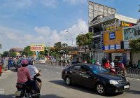 Bán nhà mặt phố vị trí đắc địa bậc nhất Gò Vấp, Hồ Chí Minh 2 mặt tiền đường lớn. DT 175m2, LH