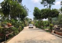 Bán lô đất góc 2 mặt tiền 1.288m2 có 750m2 thổ cư, đường Quách Thị Trang, Vĩnh Thanh, Nhơn Trạch