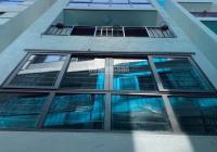Bán nhà Trương Định - Hoàng Mai 50m ra phố xây mới 5 tầng thiết kế đẹp giá tốt