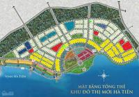 Cần ra gấp đất nền biệt thự trong lòng siêu chợ đêm - giá tốt nhất dự án Ha Tien Venice Villas