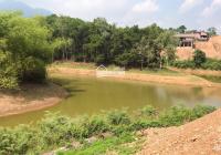 Chính chủ bán gấp lô đất bám hồ cực đẹp DT: 1689m2 xã Cư Yên - Lương Sơn, Hòa Bình