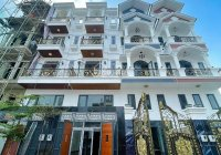 Bán nhà 5 tầng có sân đậu ô tô Quốc Lộ 13 gần ngã tư Bình Triệu ngay khu đô thị Vạn Phúc Thủ Đức