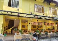 Cho thuê nhà phố Tô Hiệu Cầu Giấy DT 200m2, 1 tầng MT 25m cà phê nhà hàng văn phòng đẹp, giá 50tr