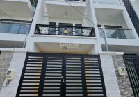 Nhà KDC Việt Nhân đường số 1, 4 tầng, 5 phòng, 4 WC, sân thượng, cho vay bank, giá 4.25 tỷ, h. Bắc