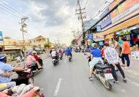 Bán nhà mặt tiền đường kinh doanh Bùi Văn Ba - P.Tân Thuận Đông - Quận 7. Gần bên chợ