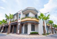 Hot 111 căn nhà phố view sông duy nhất tại TP. Tân An, TT 750tr nhận nhà ngay, cho vay 70%
