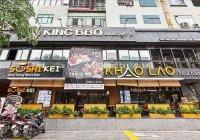 Hot! Cho thuê mặt bằng kinh doanh mặt phố Đào Tấn 50m2 x 4 tầng mặt tiền 8m giá thuê 48 triệu/tháng