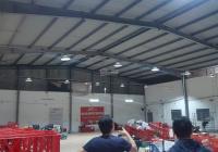 Cho thuê kho xưởng 800m2 mới đẹp có sân 200m2 đỗ xe đường Quang Trung, P. 8, Q. Gò Vấp