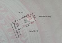 Bán đất 120m2 80m2 thổ cư phường Tân An Thủ Dầu Một Bình Dương, giá 1.3ty TL, LH 0943589001