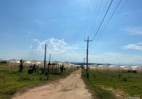 Nền 10,000m2 ở xã Hòa Thắng, có đường trên sổ cách QL1A 600m giá chỉ 130,000đ/m2