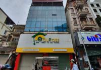 Cho thuê nhà phố Đặng Tiến Đông view hồ Đống Đa dt 140m2 4T, mt 12m cà phê thông sàn, TM, 55tr/th