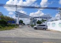 Kẹt vốn làm ăn cần bán gấp lô đất 87.6m2 800tr full thổ cư mặt tiền QL50, KCN Cầu Cảng Phước Đông