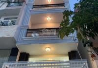 MTKD đường Dương Đình Nghệ, P8, Q11 (3,3x16,6m). Nở hậu 4,2m. 3 tầng, giá 12 tỷ TL