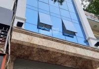Cho thuê nhà mặt phố Hoàng Văn Thái 130m2 x 5 tầng, giá 55 triệu/tháng
