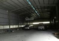 Cho thuê kho 500m2, 800m2, 2000m2 khu Hoàng Mai xe container đỗ vào kho, nhận kho ngay