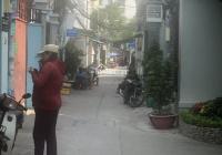 Nhà nát 1T1L 35m2 Phạm Phú Thứ hẻm thông, gần trường Tiểu học Kim Đồng Q6 LH 0775215865