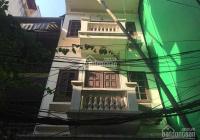 Nhà riêng ngõ phố Bạch Đằng - Vạn Kiếp DT 45m2 x 4T, giá 11tr/th