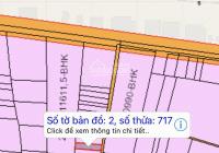 Chính chủ cần bán 500m2, Quách Thị Trang, Vĩnh Thanh, Nhơn Trạch