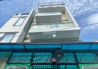 Nguyễn Hữu Cầu - Võ Thị Sáu sát chợ Tân Định, Quận 1, DT: 5.2x11m, 5 tầng thang máy